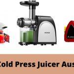 Best Cold Press Juicer Australia