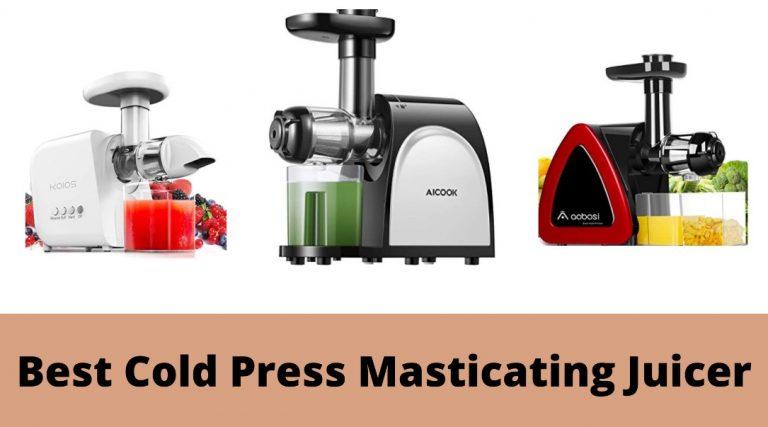 Best Cold Press Masticating Juicer